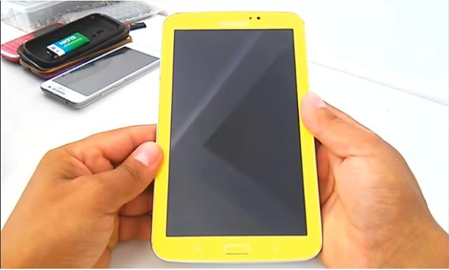 Aprenda como Formatar (Hard Reset) os aparelhos Samsung Galaxy Tab 3 SM-T110, T111M, T210, T2105, T211.