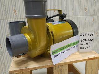 Pompa Air Modifikasi Kolam Ikan Koi jet 300 Non Stop