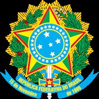 Logo Gambar Lambang Simbol Negara Brasil PNG JPG ukuran 200 px