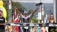 IRONMAN - Jan Frodeno y Anne Haug dominan en Hawái para ser campeones del mundo