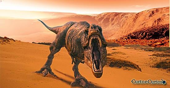 Fósseis de dinossauro Marte? Entenda o mistério