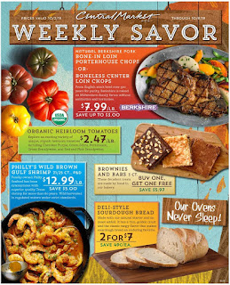 ⭐ Central Market Ad 10/16/19 ⭐ Central Market Flyer October 16 2019