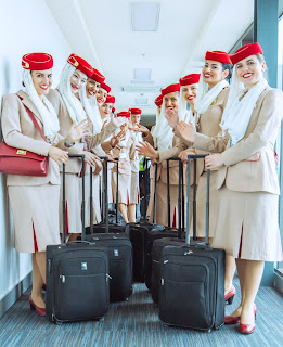 Become An Air Hostess