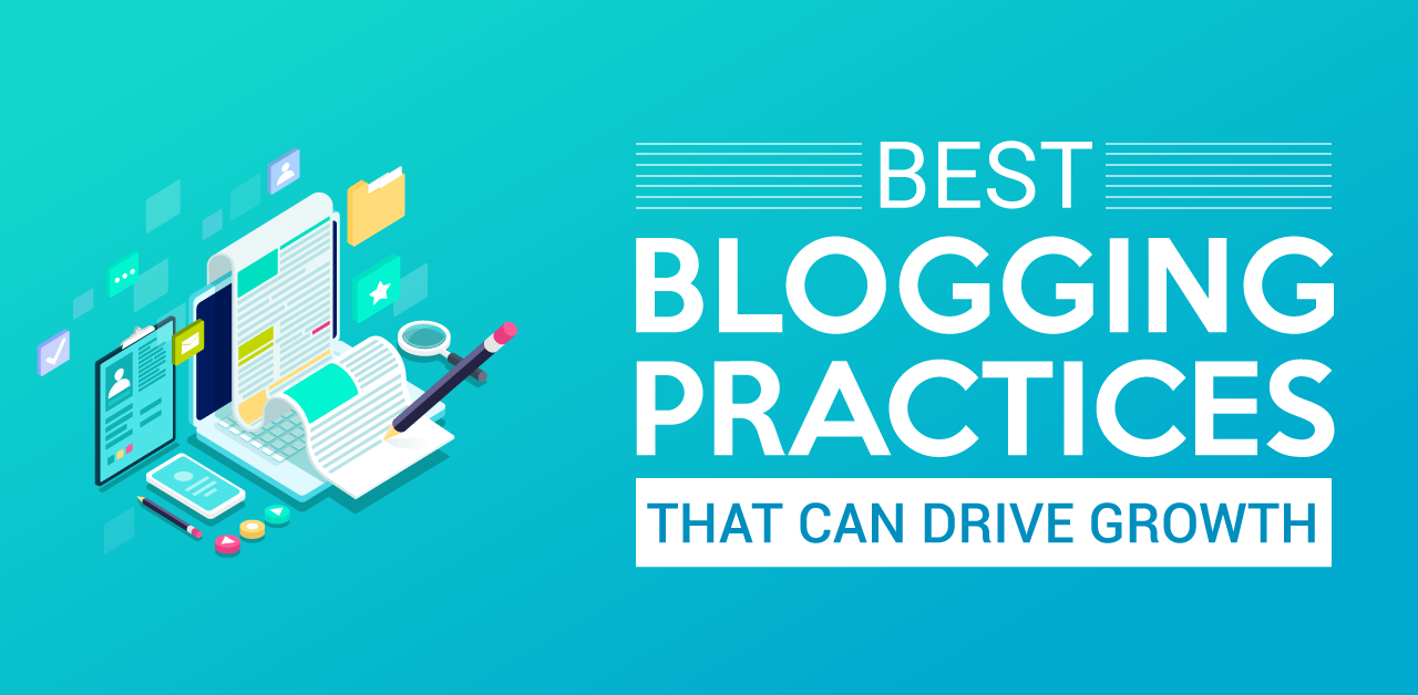 Best blogging practices