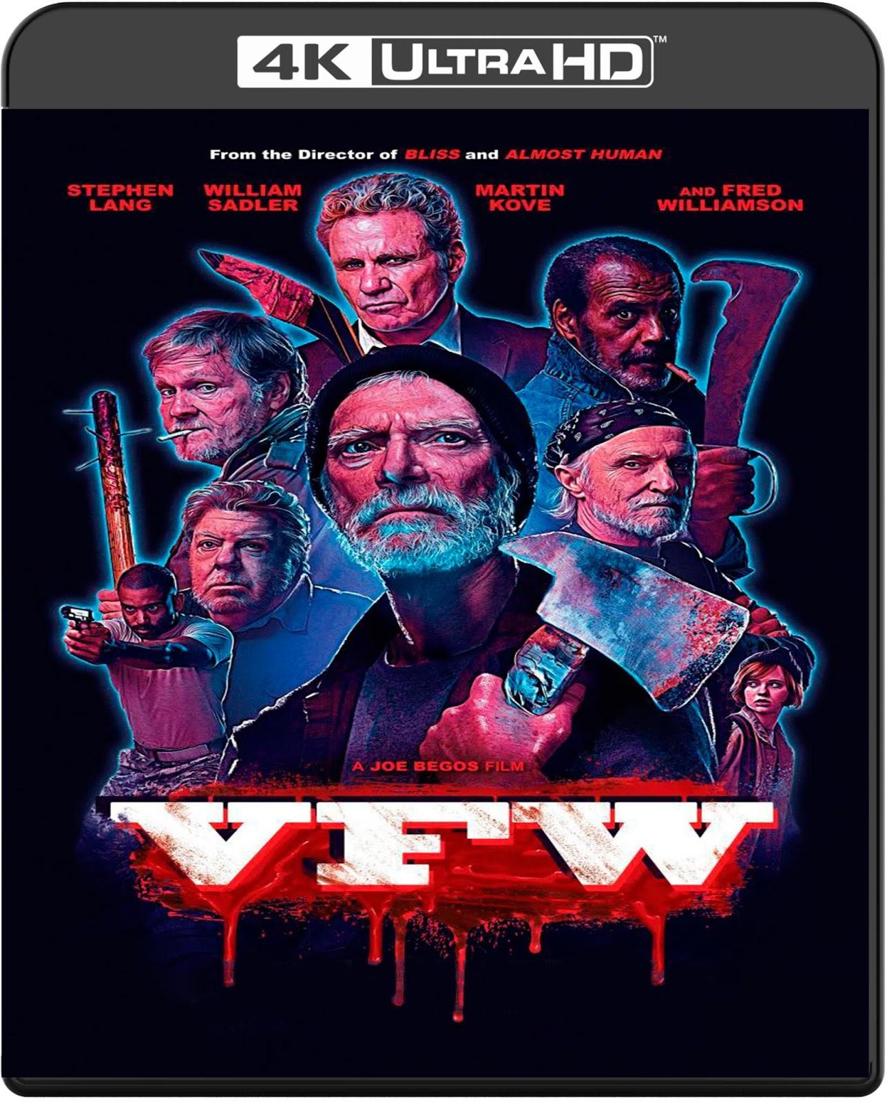 VFW [2019] [UHD] [2160p] [Subtitulado]