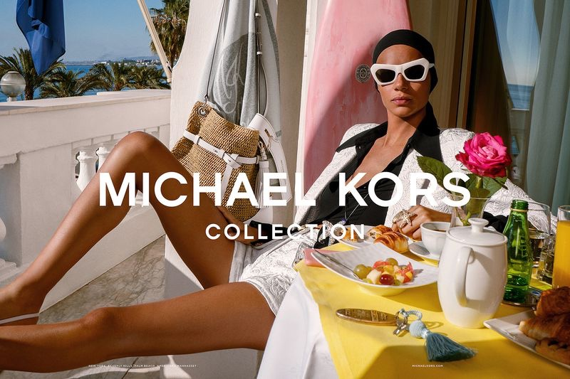 Michael Kors spring 2019 advertising campaign
