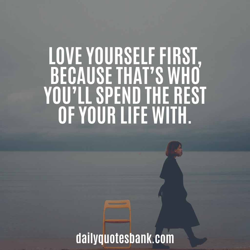 115 Inspirational Quotes About Single Life Happy