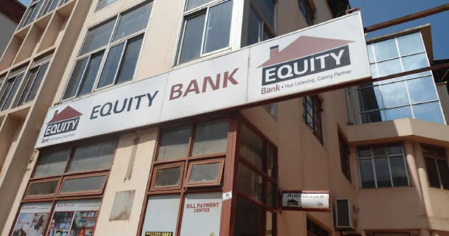 Equity Bank of Kenya fraud stories and video