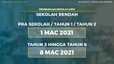 Bila sekolah akan dibuka semula 2021,   tarikh buka sekolah menengah 2021 selepas PKP ,  tarikh buka sekolah 2021 selepas PKP, tarikh buka sekolah rendah 2021 selepas PKP,