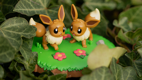 An Afternoon with Eevee & Friends