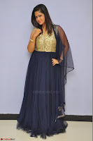 Shilpa Chakravarthy anchor and actress in anarkali dress  Exclusive 020.JPG