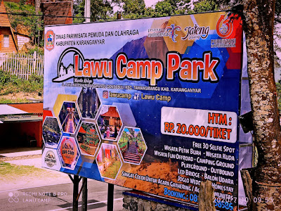 lawu camp park tawangmangu