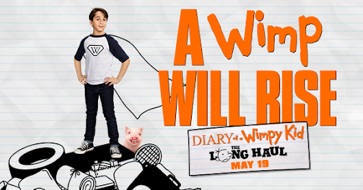 #Giveaway Diary of a Whimy Kid: The Long Haul Prize Pack + $25 Gift Card