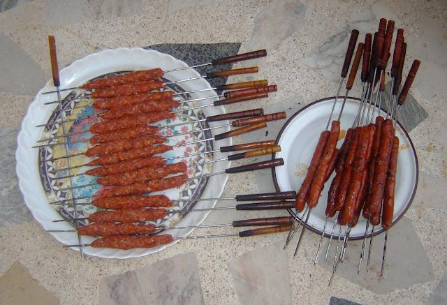 Ramadan w Maroku - dania mięsne