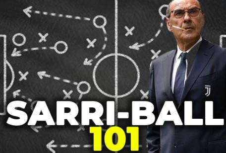 Sarriball là gì? Chiến thuật của Chelsea đã thay đổi như thế nào sau kỷ nguyên Antonio Conte