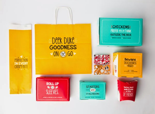 20 Food Packaging Designs for Take Away Containers - Jayce ...