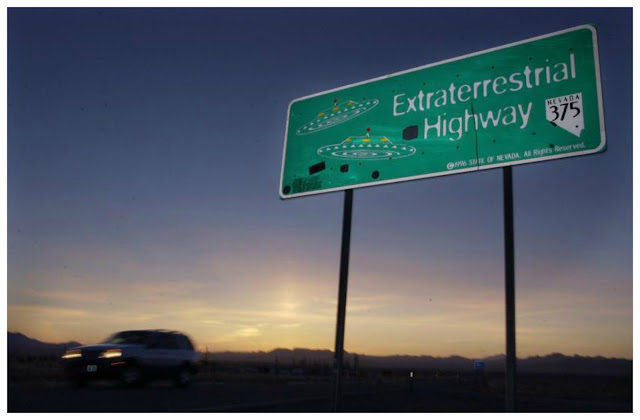 The Most Famous Destinations for UFO Sightings