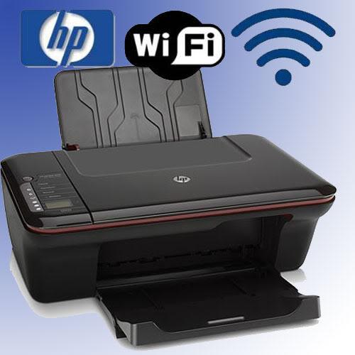 Hp Deskjet 3050 Impresora Multifuncional De Tinta