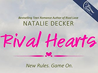 BOOK BLITZ - Rival Hearts by Natalie Decker