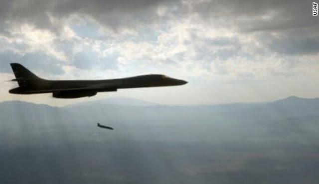 US PB-1 Bombers