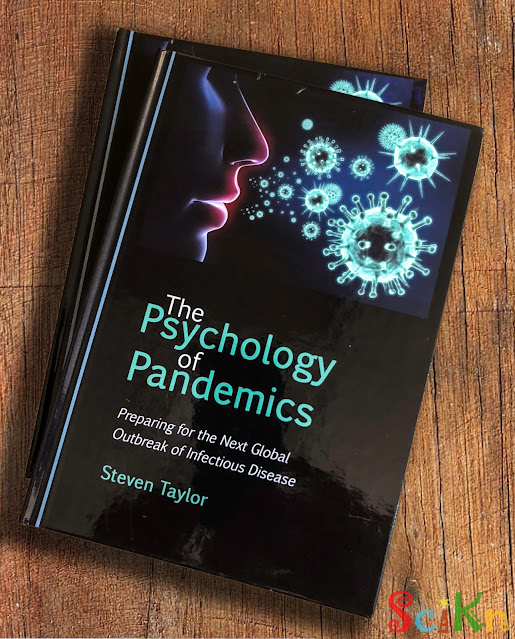 summary of the psychology of Pandemics
