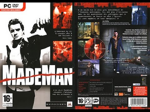 تحميل لعبة Made Man للكمبيوتر من ميديا فاير