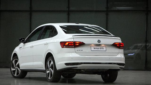 VW Virtus GTS 2020