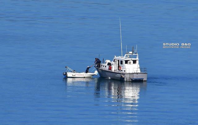 Έλεγχοι από το Λιμενικό σε αλιευτικά σκάφη στον Αργολικό κόλπο