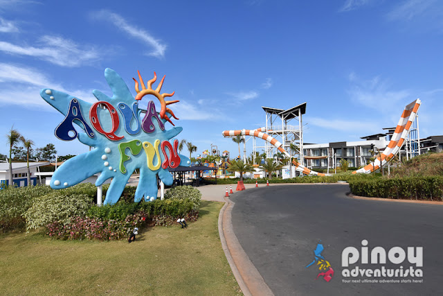 Camaya Coast Beach Resort and Aqua Fun Reviews