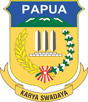 Logo Provinsi Papua PNG