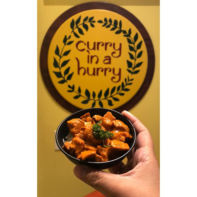 Curry in a Hurry is inside the Morgan Street Food Hall