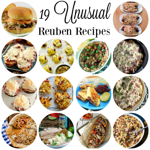 16 Unusual Reuben Recipes for St Patrick's Day from www.bobbiskozykitchen.com