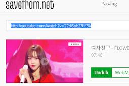 Cara Download Video dari Youtube di Android dengan mudah