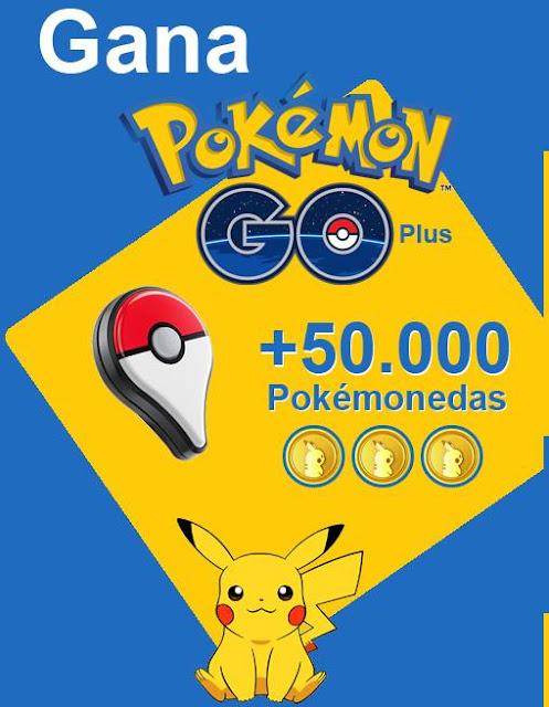 sorteo pokémon go y pokemonedas