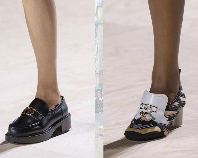 Модная обувь весна-лето 2020 16-1