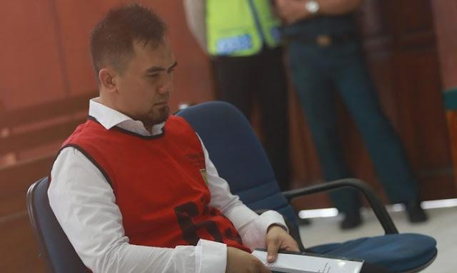 Pedangdut Saipul Jamil Resmi Dijatuhkan Hukuman 3 Tahun Penjara