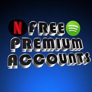 Free Netflix, Spotify, Prime Video, YouTube Premium Accounts