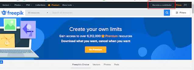 Freepika'ya Dosya Yükleme Bu blogu okuyorsan, Freepik'e yüklenecek  hazır 20 stokun demekdir. Seni kutlarım. Bir adımda, freepik'in harika tasarımcılarından biri olacaksınız. Bu adımı birlikte atalım. Dosyaları birlikde freepike gönderelim.                          Freepik girin  Sağ üst köşedeki Become a contributor bölümüne gidin   3.             Upload  Yazısına tıkla   4.            Your files here, or browse  bölmesine tıklayarak açılan pencerede fayllarınızı yükleye və yahutda  fayllarınızı sürükleyib  your files here, or browse Yazılan yerə  burakaraq yükleye bilirsiniz.                      Faylınız yüklendikdən sonra sağ tarafdakı  İmport files bölmesine  tıkla         Açılan sayfada, yüklediğiniz dosyayı göreceksiniz. Dosyanın sağ tarafında silinecek veya düzenlenecek bir  bölüm vardır. Kalem işaretli yer düzenleme bölümüdür. Bu bölümü tıklayın.              7.      Açılan sayfada iki sütun göreceksiniz. İlk sütuna dosyanızın adını yazarsınız. Dosyanızın adı bilgisayarda nasıl kayıtlıysa buraya da aynısını yazmalısınız. Bilgisayarınıza Businnescard dosya adını yazdıysanız, buraya aynı adı yazmalısınız. Buna dikkat edin. Adı yazarken, bilgisayarınızdaki dosyanın adını kopyalayıp yapıştırarak siteye eklemenizi öneririz. İkinci sütuna dosyanızın etiketlerini yazmalısınız. En az 5 etiket yazmalısınız. Ardından Kaydet düğmesini tıklayın         8.     Bu sırayla 20 dosya yüklüyorsunuz. (20'den fazla olabilir)  Daha sonra  Not yet submitted bölmesine tıklayın          9.         Tüm dosyalarınız hazır olduğunda, send to revision  bölümünü tıklayın ve dosyalarınızı incelenmek üzere freepic personeline gönderin.             Seni kutlarım. Dosyaların Freepik'e gönderdin. Freepik size 20 iş günü içinde cevap verecektir. Genellikle bu kadar uzun sürmez. 20 günden kısa bir sürede yanıt alırsınız   Blogu beğendiyseniz, lütfen blogun bağlantısını sosyal ağlarda paylaşın.