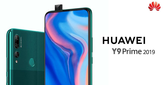 Huawei Y9 Prime 2019 Specification and Price in Nepal
