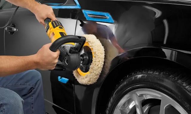 Wax dan Polish! Rekomendasi Cara Mencuci Mobil Tanpa Sabun