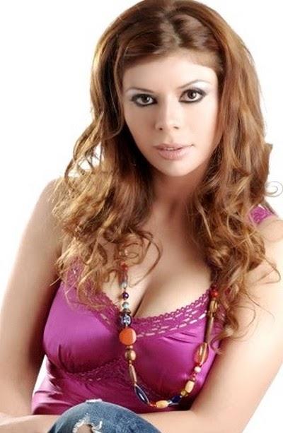 الممثلة المصرية أميرة فتحي