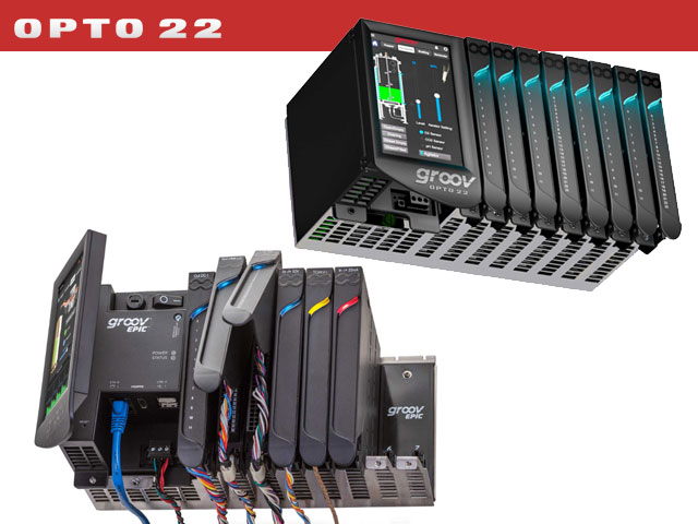 Opto22 groov EPIC Programmable Industrial Controller