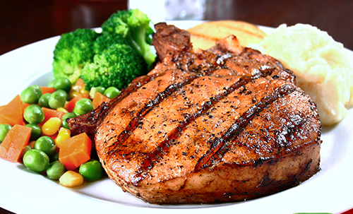 This Pork Chop recipe only requires SIX ingredients! But you won't believe the taste!