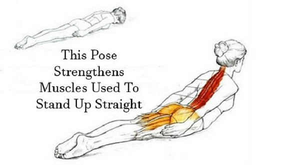 Improve Your Posture & Relieve Back Pain With This Simple