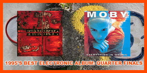 Tricky and Moby albums