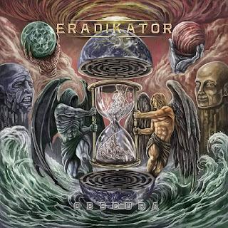 """Το βίντεο των Eradikator για το """"Poisoned To Sorrow"""" από το album """"Obscura"""""""