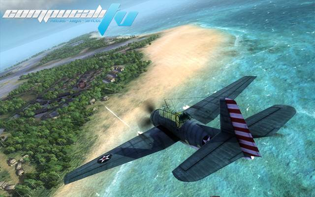 Imagenes Air Conflicts Pacific Carriers PC Full
