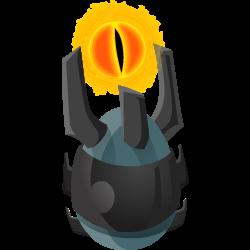 Das Erscheinen des Ei Dunkelherr Drache