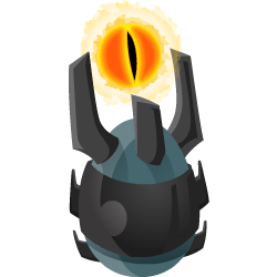 Oeuf de Dragon Dragon Seigneur des Ténèbres