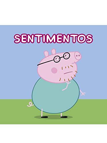 Livro Aprenda com Peppa Pig Ed. 03 Sentimentos